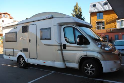 location camping car dole