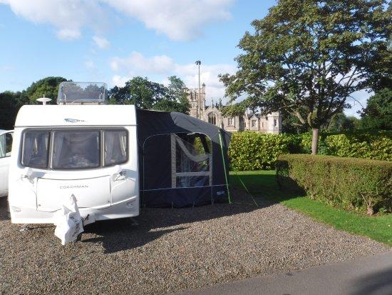 location camping car edimbourg