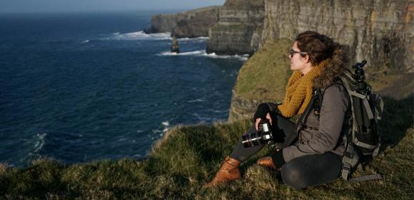 location camping car en irlande