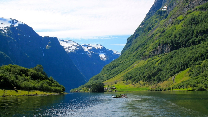 location camping car en norvege