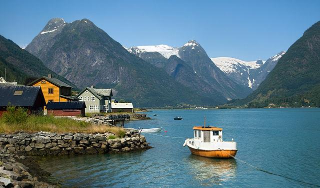 location camping car en norvege