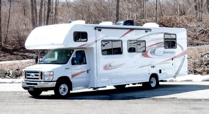location camping car entre particulier usa
