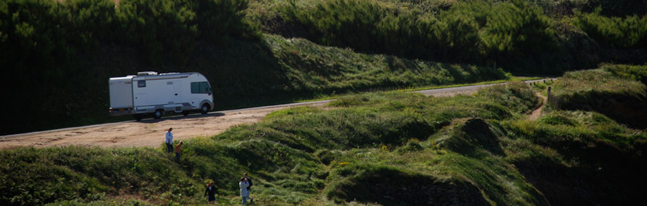 location camping car finistere sud