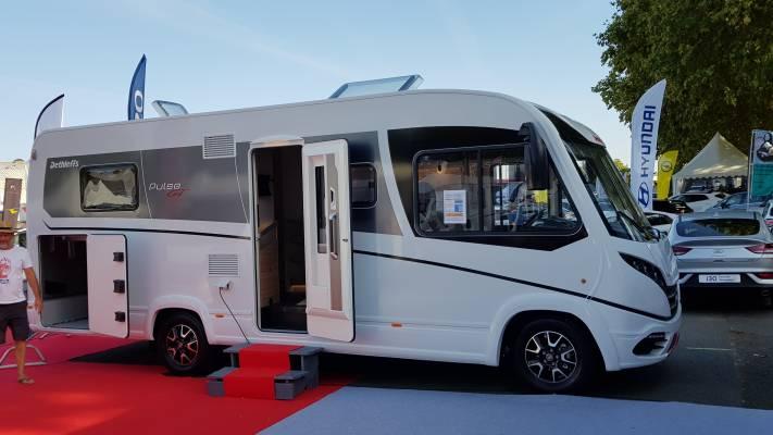 location camping car fontenay le comte