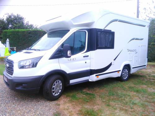 location camping car gers