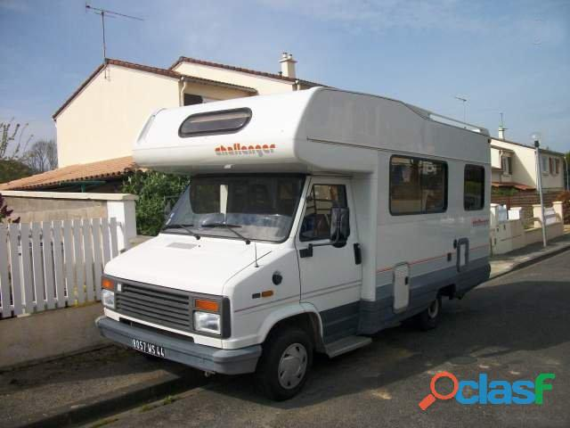 location camping car gigean