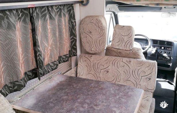 location camping car gran canaria