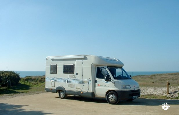 location camping car guerande