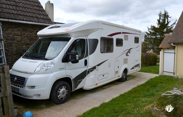 location camping car gueret