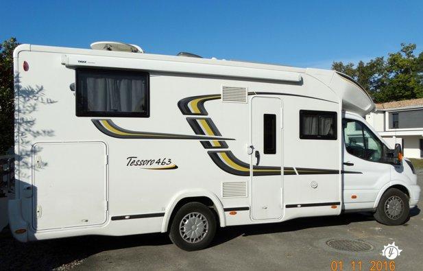 location camping car gujan mestras