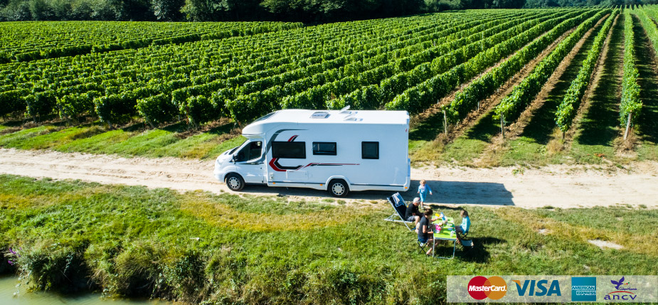 location camping car hertz