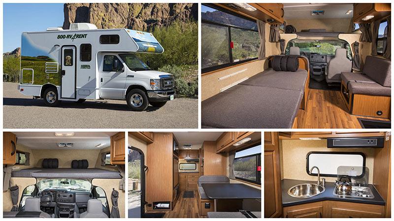 location camping car houston