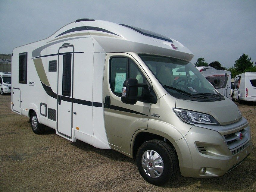 location camping car idf