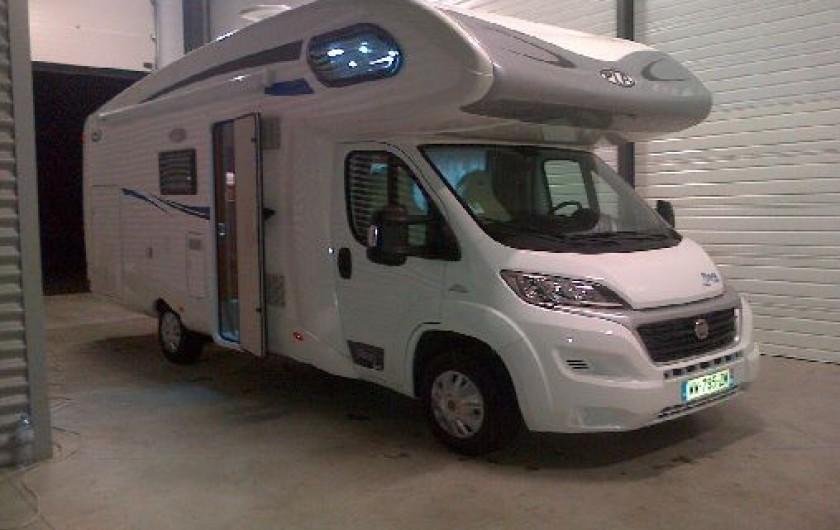 location camping car iles feroe
