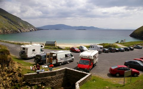 location camping car irlande particulier