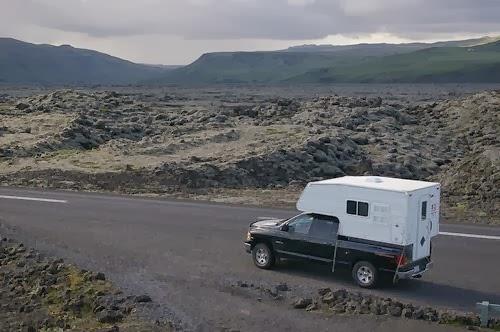 location camping car islande avis