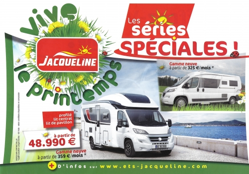 location camping car jacqueline