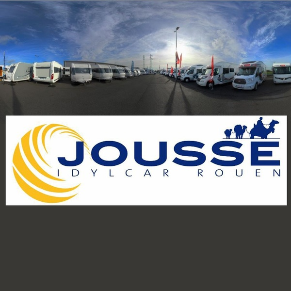 location camping car jousse