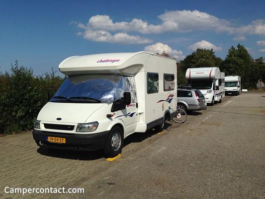 location camping car kiel