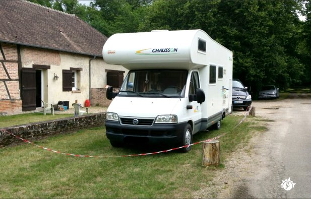 location camping car lamotte beuvron