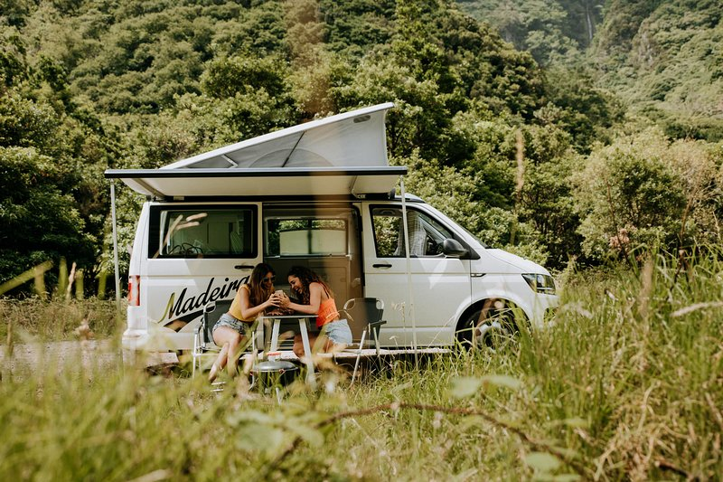 location camping car madere