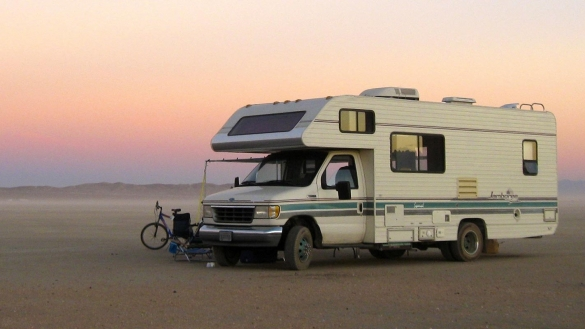 location camping car marrakech
