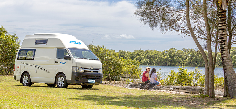 location camping car melbourne