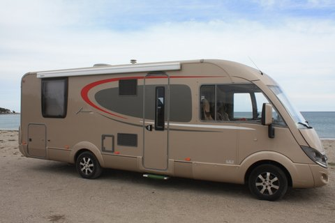 location camping car montpellier