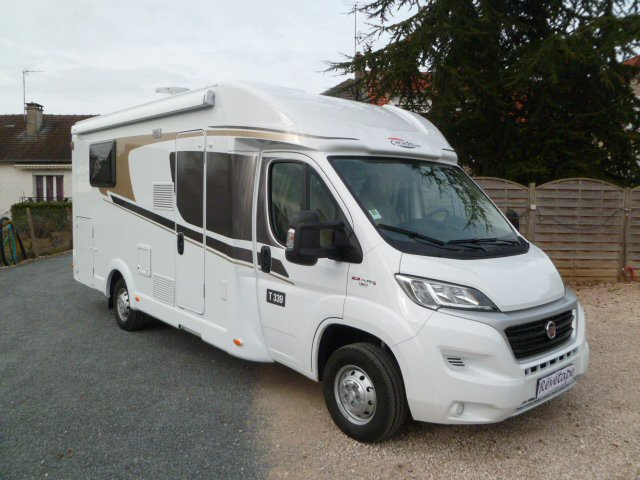location camping car nemours