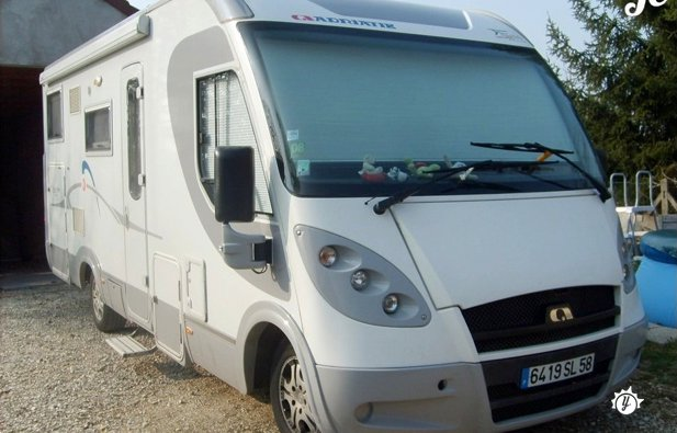 location camping car nevers