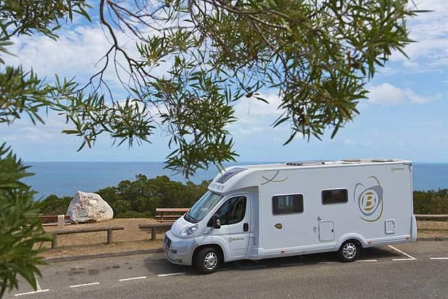 location camping car noumea