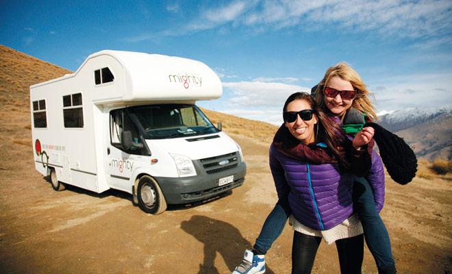 location camping car nouvelle zelande avis