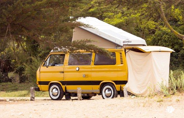 location camping car oleron
