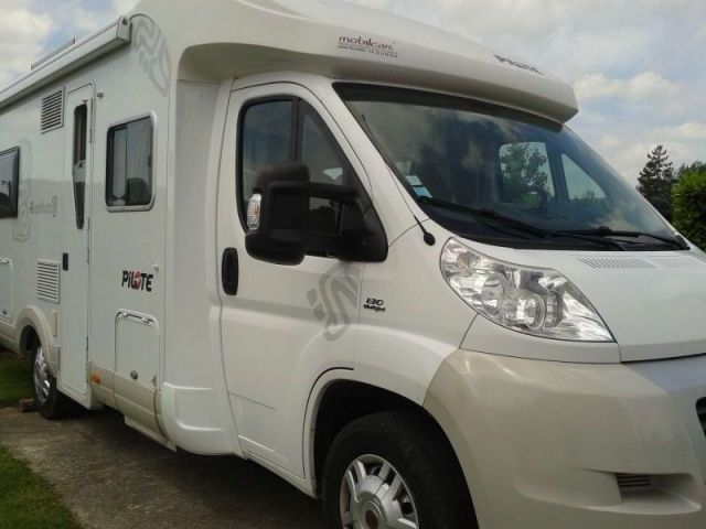 location camping car orleans 45000