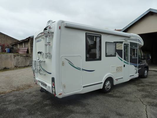 location camping car oyonnax