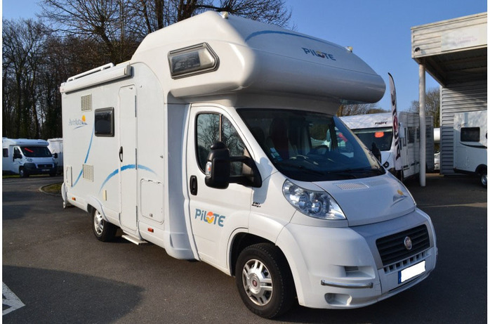 location camping car particulier 95