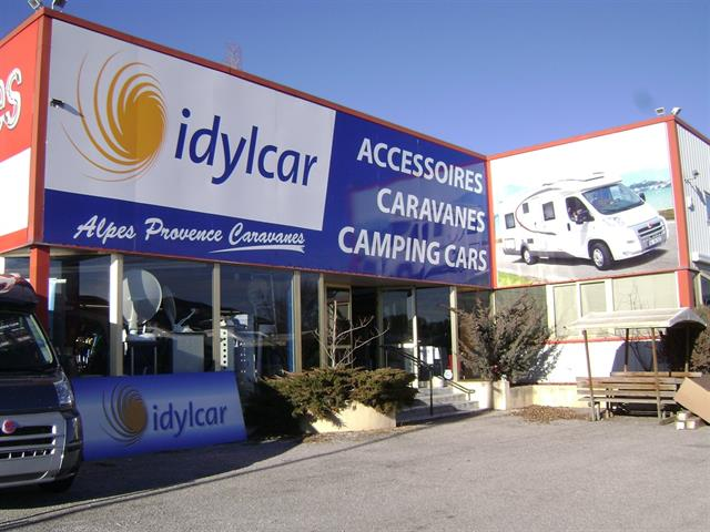 location camping car peyruis