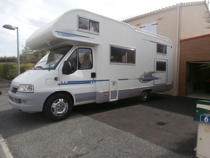 location camping car pour 9 personnes