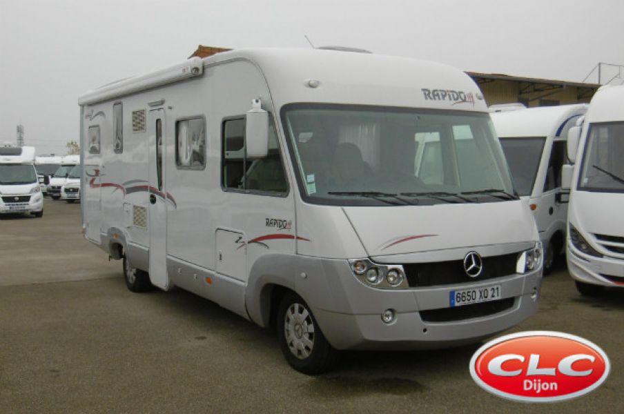location camping car quetigny