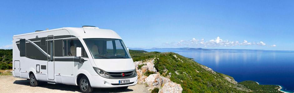 location camping car quimperle