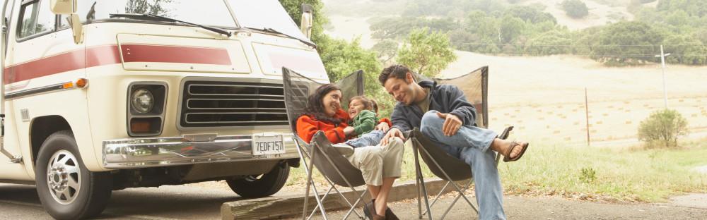 location camping car san diego