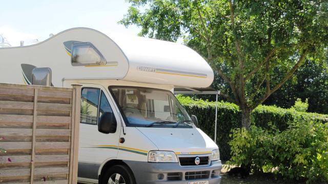 location camping car sixt