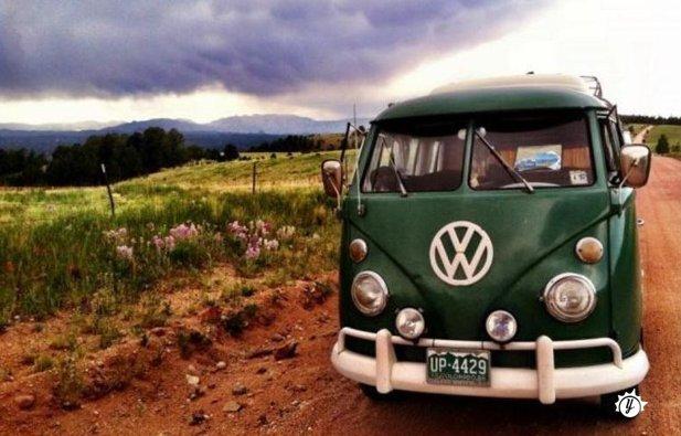 location camping car split