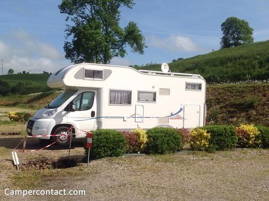 location camping car super u mortagne-au-perche