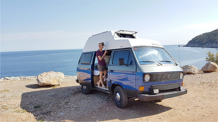 location camping car tanger