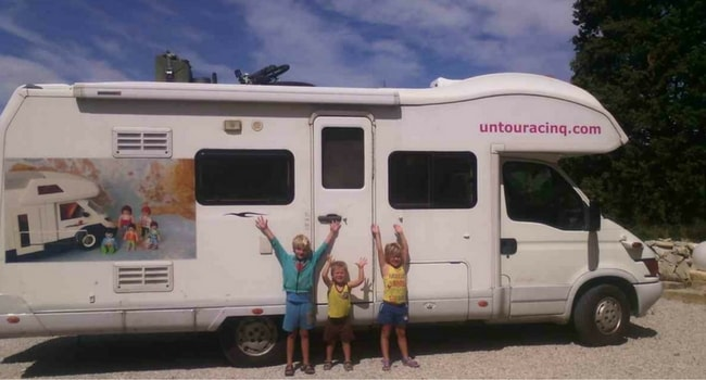 location camping car tour du monde