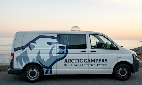location camping car tromso