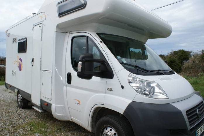 location camping car turquie