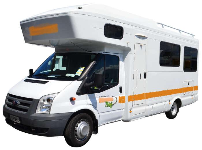 location camping car un week end