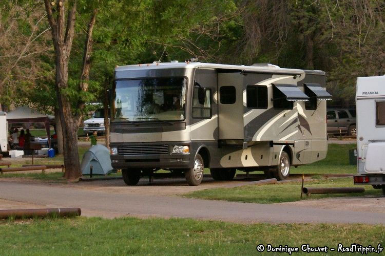 location camping car usa 8 personnes